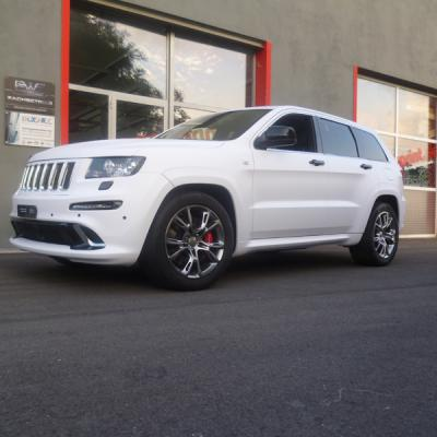 Grand Cherokee Mattweiss