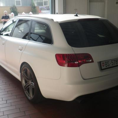 Rs6 Mattweiss