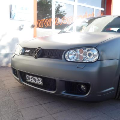 Vw Golf Anthrazit Matt